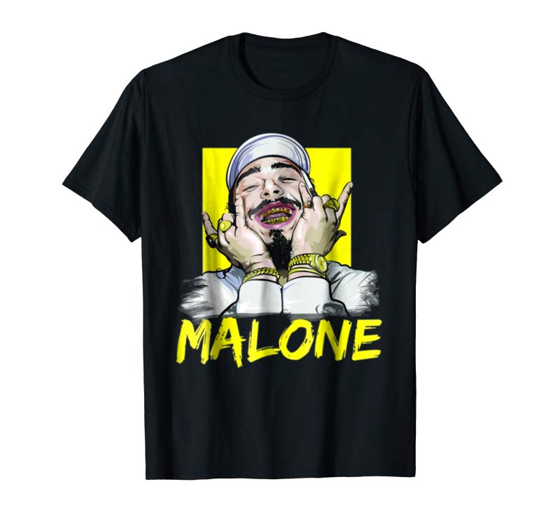 Get Now Vintage Rapper Post Leave Me Malone Shirt - Malone Costume