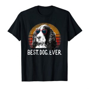 Buy English Springer Spaniel T-Shirt Best Dog Ever Spaniel Gift