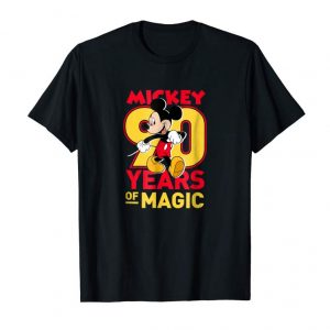 Buy Disney Mickey Mouse 90 Years Of Magic T-shirt