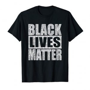 Buy Now Black History Month 2019 T-Shirt With Names Of Victims