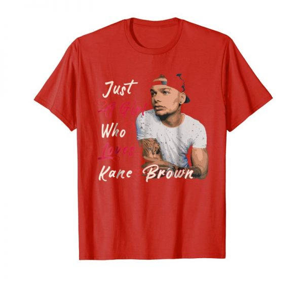 Buy Now Amazing-Crazy-Kane-Brown-Funny Shirt Costume Gift Tees