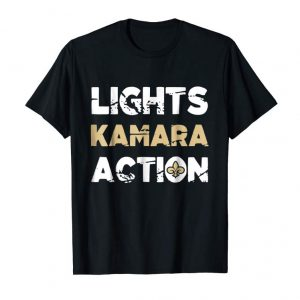 Get Now Lights Kamara Action Funny Football New Orleans T-Shirt