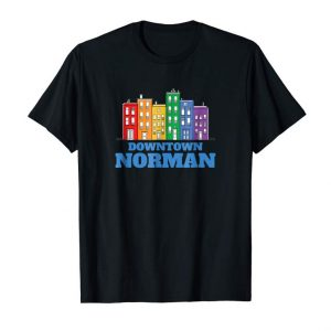 Trends Downtown Norman Oklahoma Love Save Susan T-Shirt