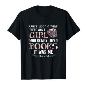 Order Now There Was A Girl Who Loved Books Tshirt Book Lover Gifts