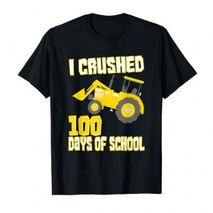 Cool I Crushed 100 Days Of School | 100 Days Of School T-Shirt