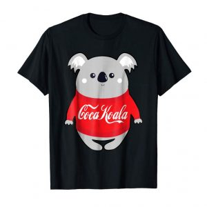 Get Now Funny Coca Koala T-Shirt