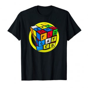 Order It's Complicated - Funny Puzzle Cube T-Shirt