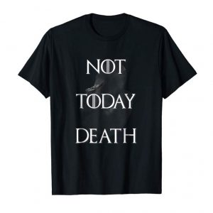 Trending Not Today Satan Death Funny T Shirt