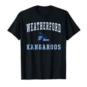 Order Weatherford High School Kangaroos T-Shirt C1