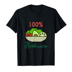 Order TSHIRT HERBIVORE VEGETARIAN SHIRT FOR VEGGIE AND VEGAN FAN