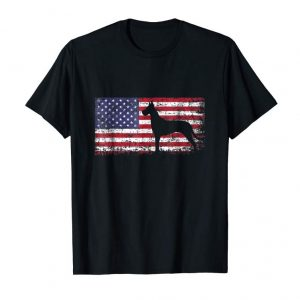 Trending Great Dane American Flag I Love My Great Dane T-Shirt