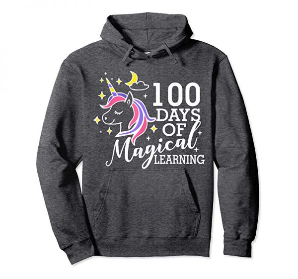 Buy 100 Days Of Magical Learning Elementary Teacher T Shirt