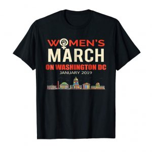 Trends Women's March On Washington DC January 2019