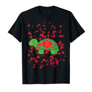 Buy Now Toddler Valentines Day Gift Outfit Boy Girl Heart Turtle Tee