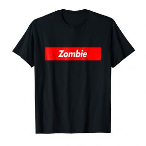 Trends Zombie Box Cocktail Drink Funny Gift T-Shirt