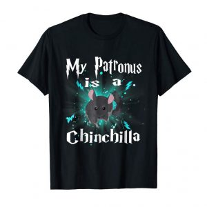 Cool My Patronus Is A Chinchilla T-Shirt For Men, Women And Kids