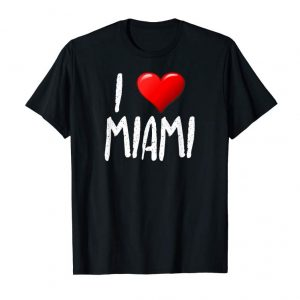 Get I Love Miami - T-Shirt - Traveler - Souvenir