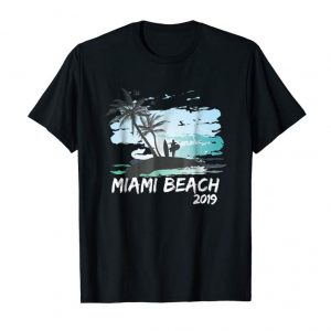 Order Now Vintage Miami Beach Shirt Family Vacation 2019 Florida