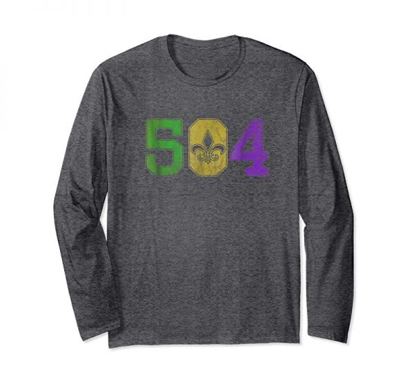 Order Now Mardi Gras 504 T Shirt Nola New Orleans Louisiana LA 2019