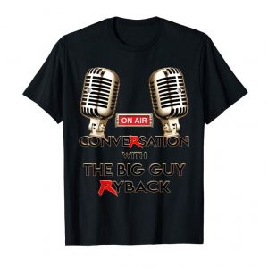 Get Now Conversation With The Big Guy T Shirt