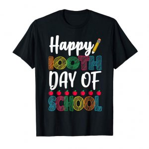 Trends T-Shirt 100th Day Of School Gift For Students And Teacher