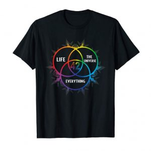Order Now 42 The Answer To Life The Universe And Everything Tshirt