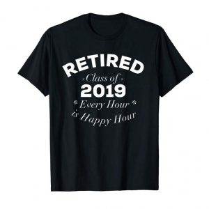 Cool Retired Class Of 2019