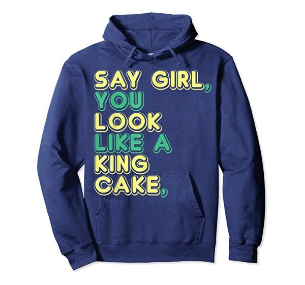 Buy Mens Let Me Put A Baby In Ya Funny King Cake Mardi Gras Shirt