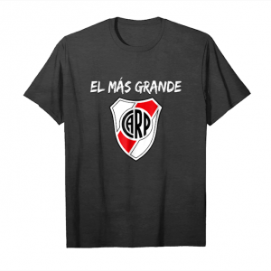 Order Now River Plate Argentina Soccer Fan Unisex T-Shirt