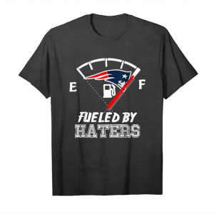 Trends New England Fan Patriots Fueled By Haters Unisex T-Shirt