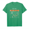 Get Miami Miracle Funny Miami Football Dolphins For Fans Unisex T-Shirt