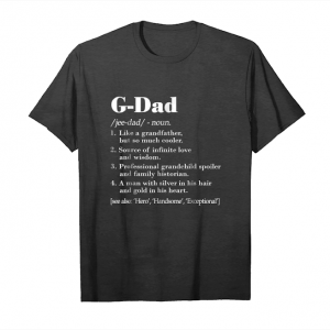 Trending Mens G Dad Cooler Hero Tshirt Unisex T-Shirt