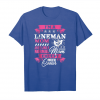 Buy Now Lineman Mom Electrical Lineman Gifts Unisex T-Shirt