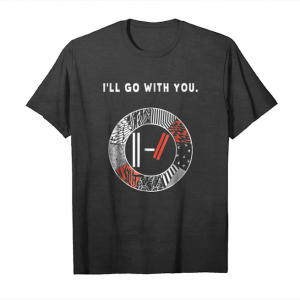 Trending I'll Go With You Pilots Twenty One Tshirt Perfect Tee Unisex T-Shirt