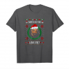 Trends Santa Do You Love Me Ugly Christmas T Shirt Unisex T-Shirt