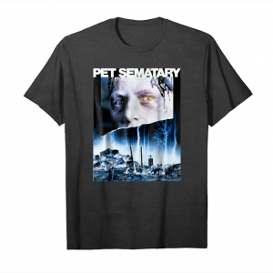 Buy Now Pet Sematary Original Poster Cover Graphic T Shirt Unisex T-Shirt