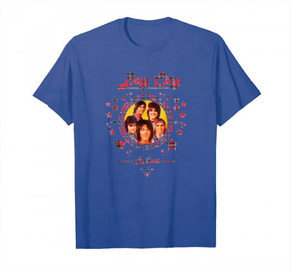 Buy Now Music Band Bay City Rollers T Shirt For Men Women And Kids Unisex T-Shirt