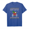 Trending Merry Jeep Mas Jeep Ugly Christmas Sweater T Shirt Unisex T-Shirt