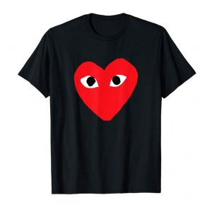 Order Heart For Comme Lovely In The Des Gift T-Shirt