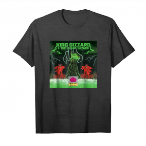 Get Now King Gizzard And The Lizard Wizard In Your Mind Fuzz T Shirt Unisex T-Shirt