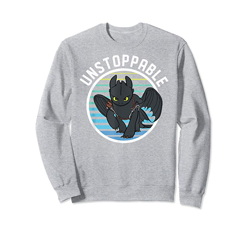 e01acf5fa Order DreamWorks How To Train Your Dragon 3 Unstoppable T-shirt ...