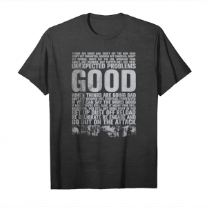 Order Now Good T Shirt Motivational Jocko Quote   Navy Seal Tee Unisex T-Shirt