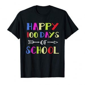 Buy Now Happy 100 Days Of School Tribe Arrow Shirt Gift For Kids