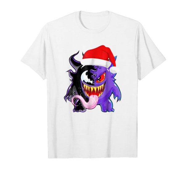 Buy Christmas Ugly Christmas Sweater Pokemon Starter T Shirt Unisex T-Shirt