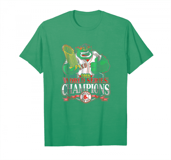 Buy 'damage Done Boston Red Sox 2018 World Series Champions S_1 Unisex T-Shirt