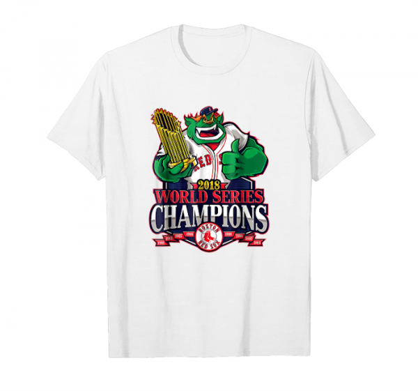 Buy Now 'damage Done Boston Red Sox 2018 World Series Champions S Unisex T-Shirt