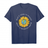 Trends What A Wonderful World And I Think To My Self Shirt Gift Unisex T-Shirt