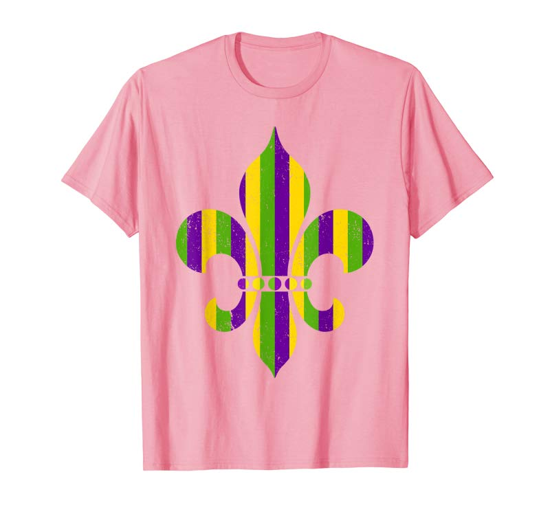 be49d8d4 Trends Mardi Gras Fleur De Lis Shirt 2019 - Tees.Design