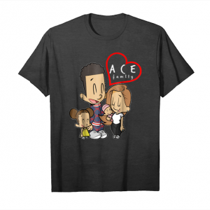 Order Now The Family Cartoon Drawing T Shirt Unisex T-Shirt