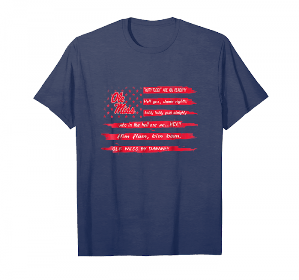 Order Ole Miss Rebels Fight Song T Shirt   Apparel Unisex T-Shirt